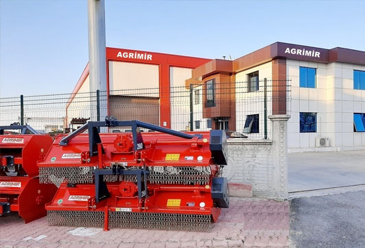 Agricultural Machinery by AGRIMIR