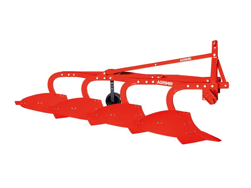 Classic Mouldboard Plough