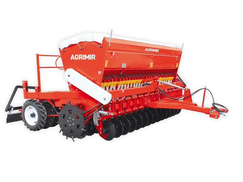 Combined Grain Direct Seed Drill - (No-Till)