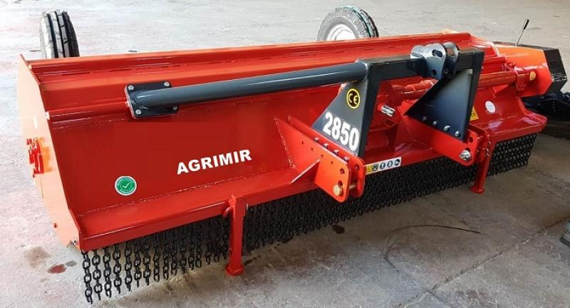Field Type Mulcher 0