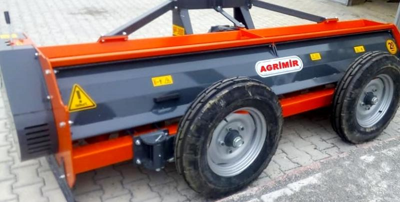 Field Type Mulcher 1