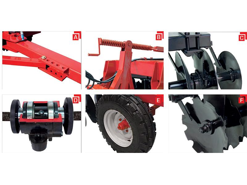 Goble Disc Harrow 0