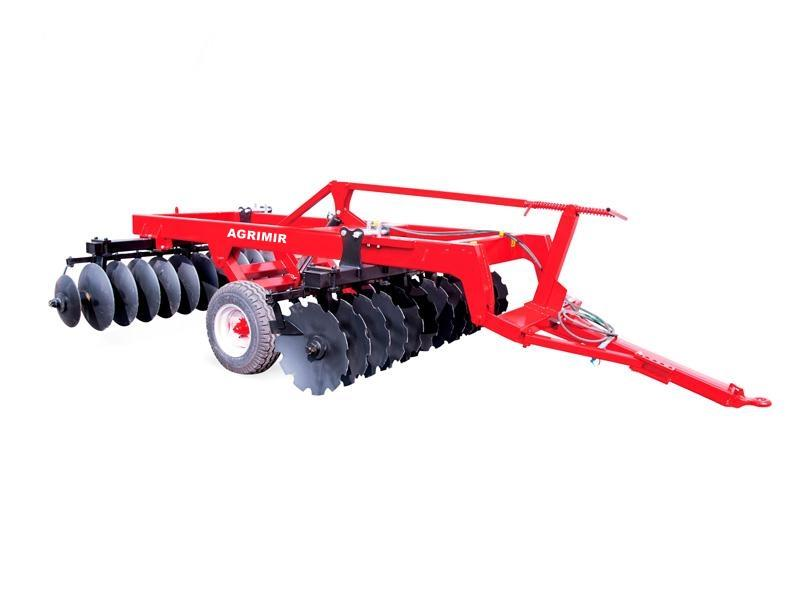 Goble Disc Harrow