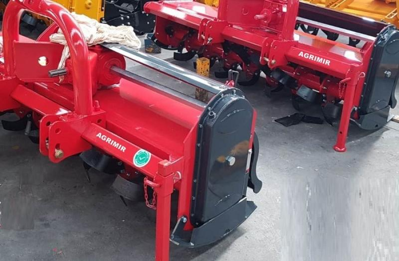 Mechanical & Hydraulic Rotovator 3
