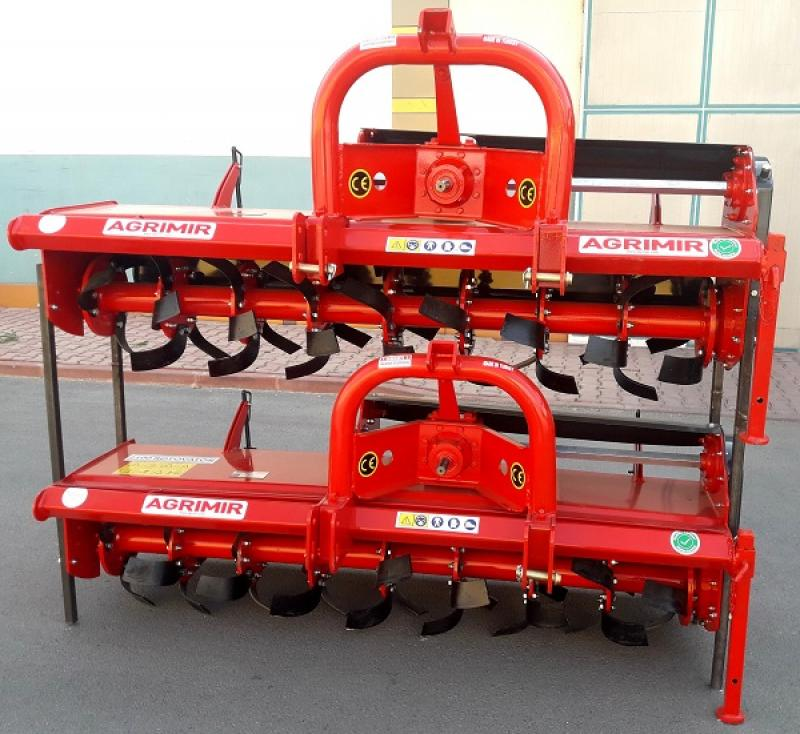Mechanical & Hydraulic Rotovator 4