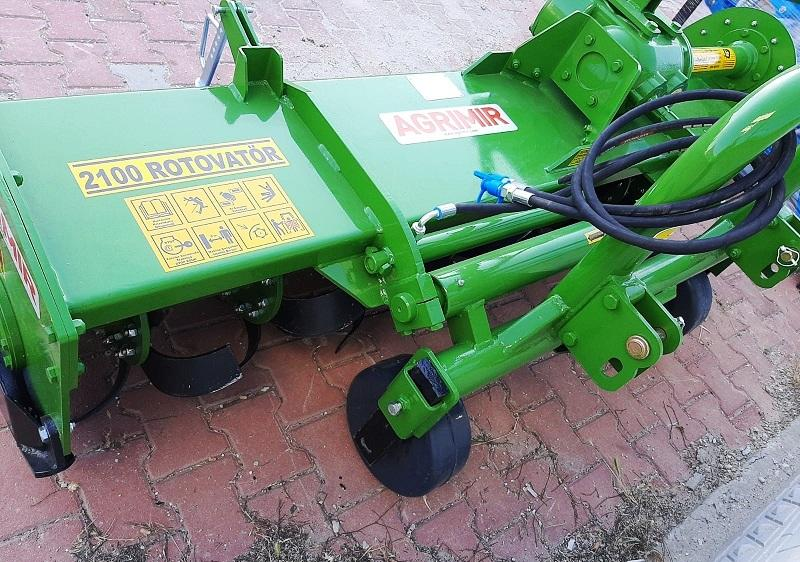 Mechanical & Hydraulic Rotovator 6