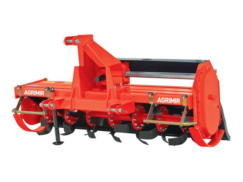 Mechanical & Hydraulic Rotovator