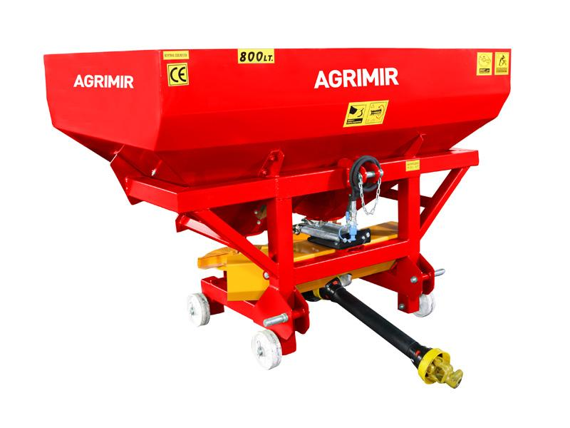 Mounted Fertilizer Spreader - Classic