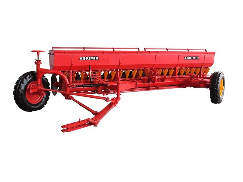 Sesame & Cereal Seed Drill