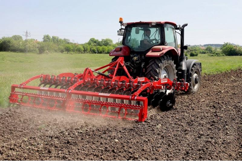 Spring Multi Disc Harrow 0