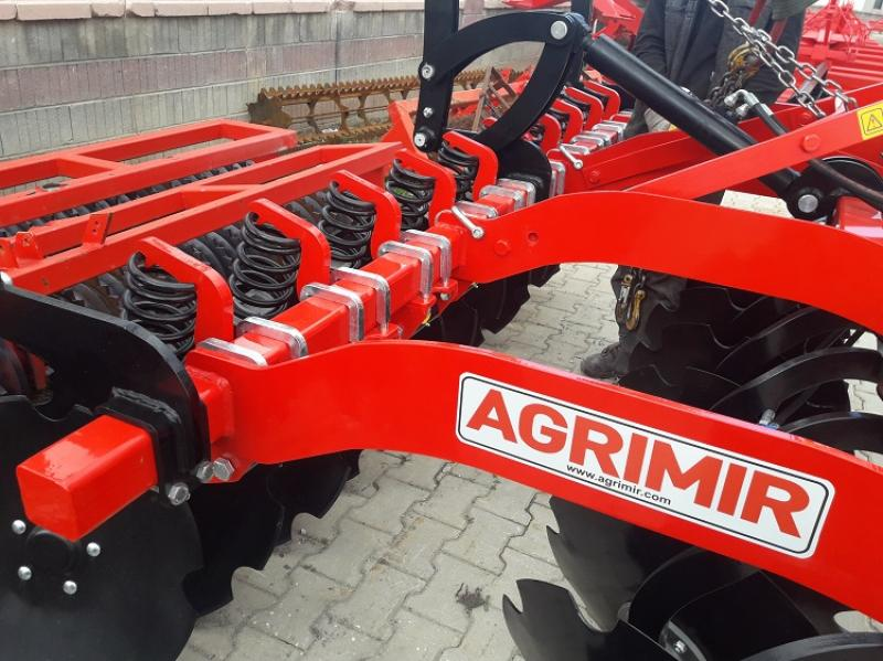 Spring Multi Disc Harrow 2