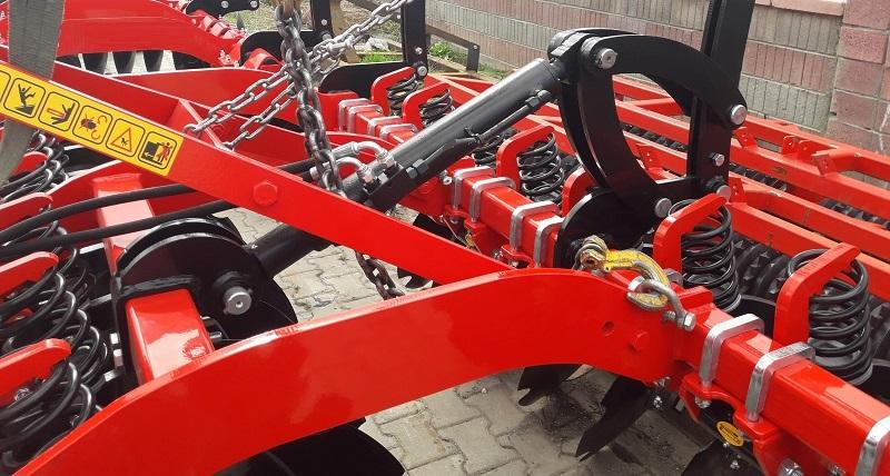 Spring Multi Disc Harrow 3
