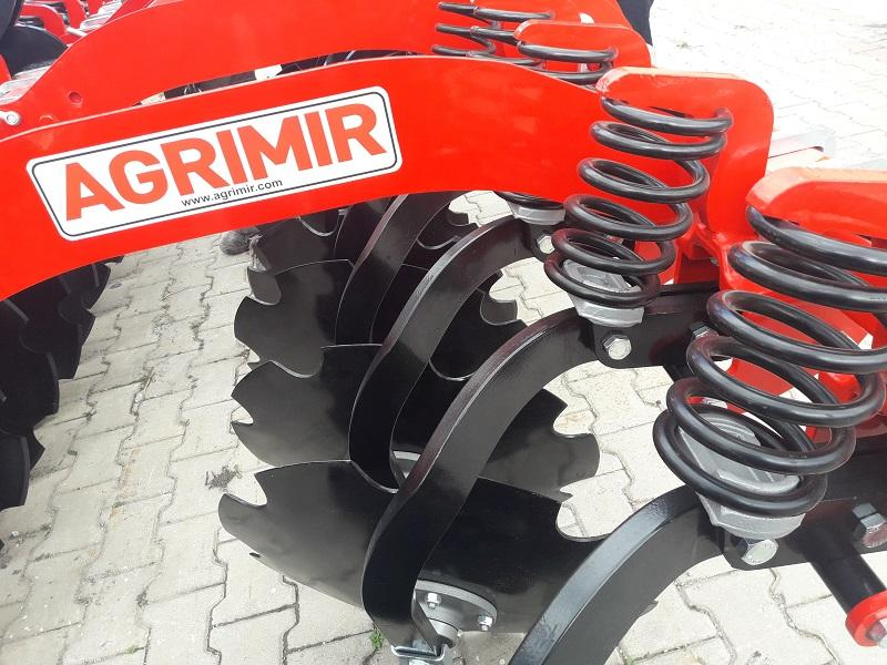 Spring Multi Disc Harrow 5