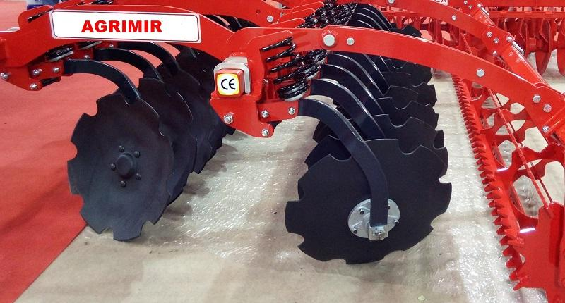 Spring Multi Disc Harrow 6