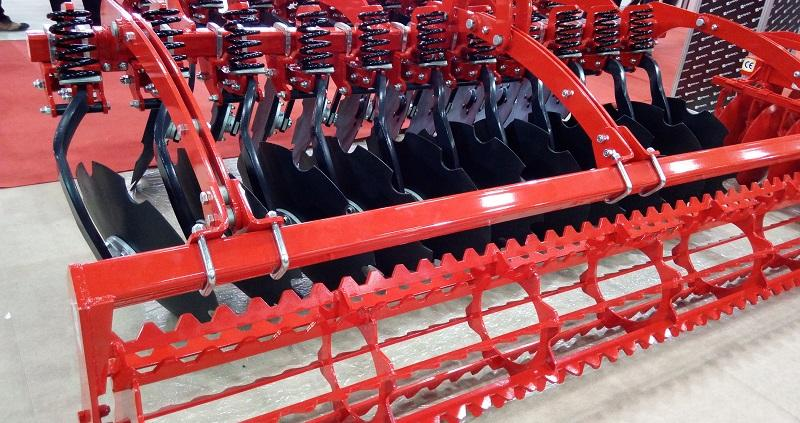 Spring Multi Disc Harrow 7